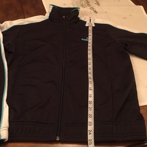Puma Jackets & Coats - Puma Agile Zip Front Jacket Large